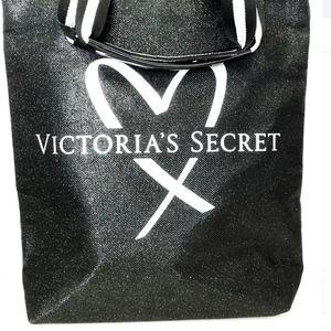 Victoria's Secret Glitter Tote NWOT